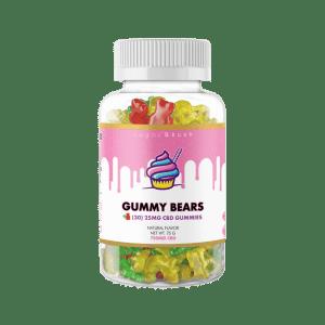 Gummies 750mg Sugar & Kush