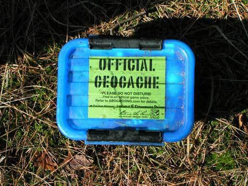 Get Out! Geocaching With Your Kids