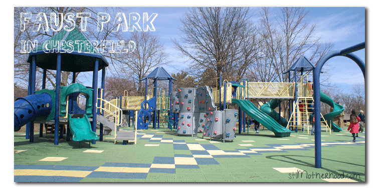 Faust Park, one of the best parks in St. Louis