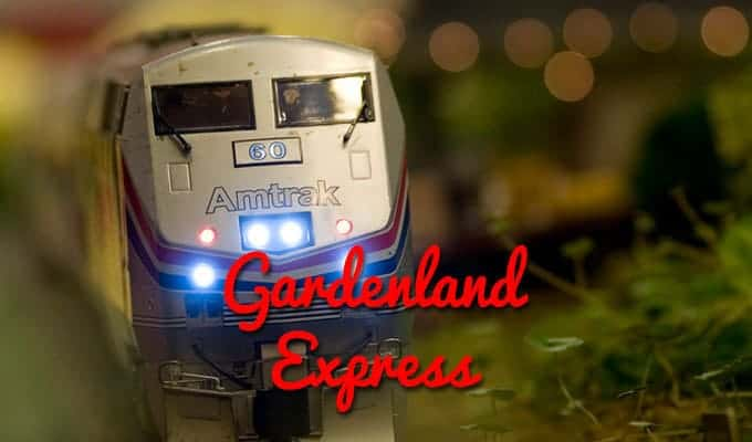 Christmas in St. Louis: Gardenland Express