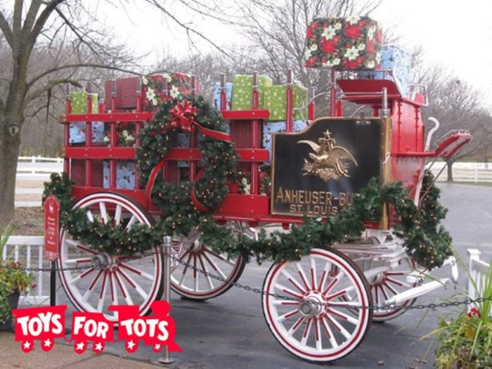 Grant's Farm Toys for Tots
