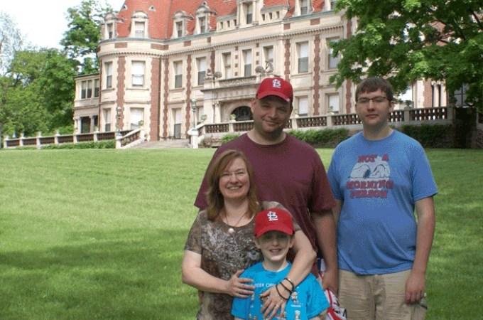 Busch Mansion Estate Tour at Grant's Farm