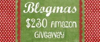 12 Days of Blogmas Image
