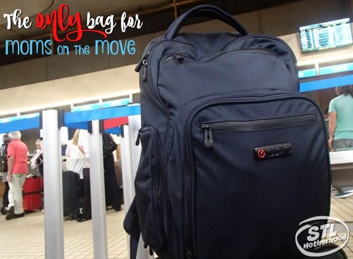 ecbc backpack travel TSA approved
