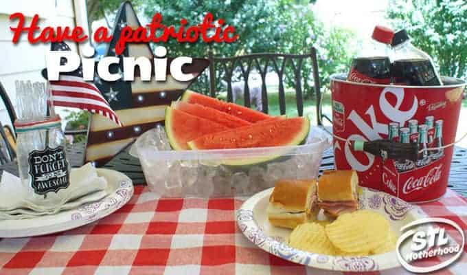 Fourth of July Backyard Picnic Tips