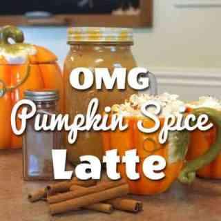 OMG Pumpkin Spice Latte Recipe