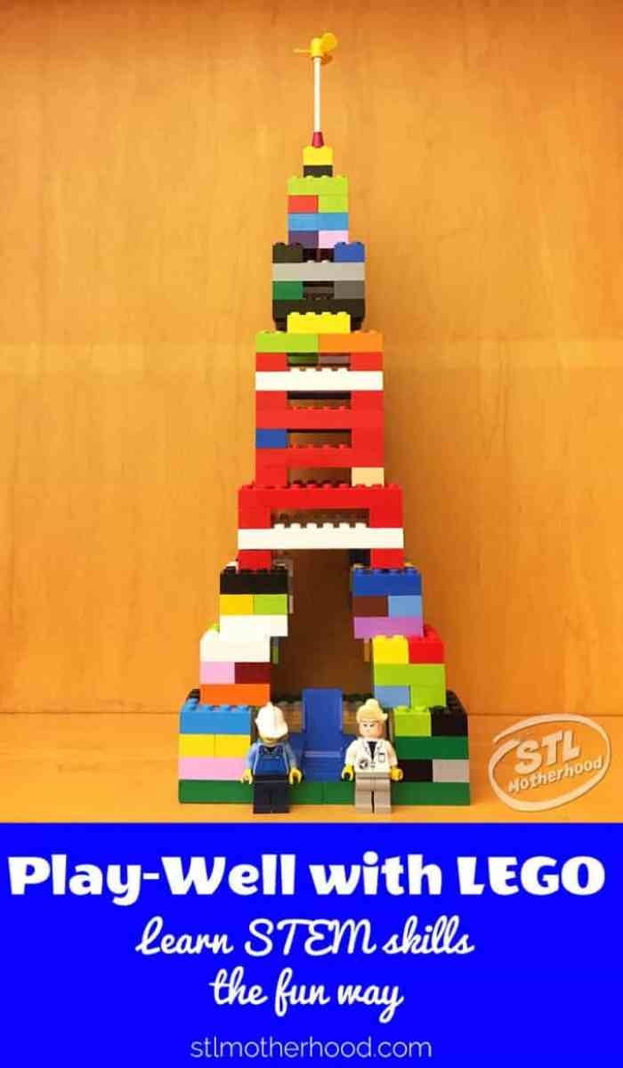 Lego Playwell St. Louis