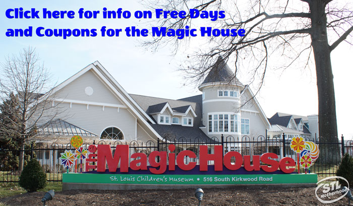 Free Days At The Magic House