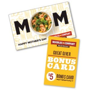 noodles gift card