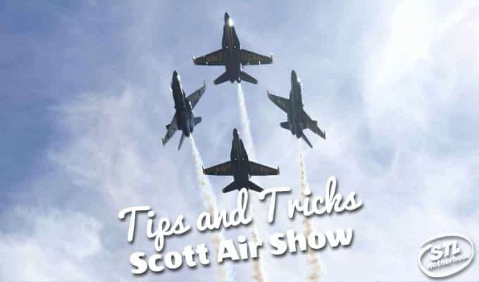 Scott Air Show: Tips and Tricks to Enjoy the Day