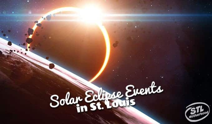 2017 Eclipse Events around St. Louis