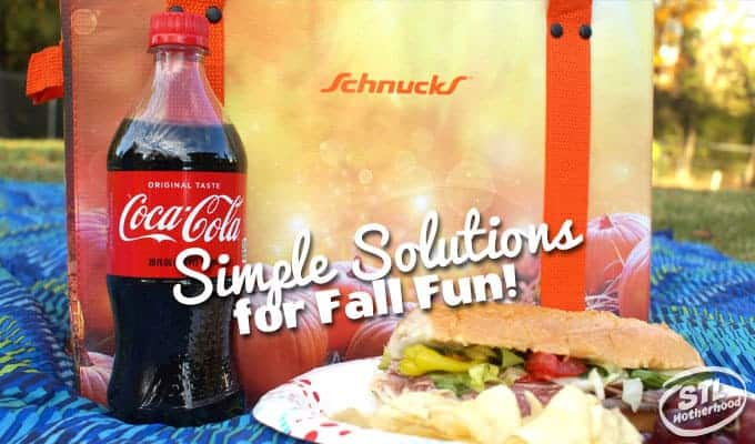Simple Solutions for Fall Family Fun
