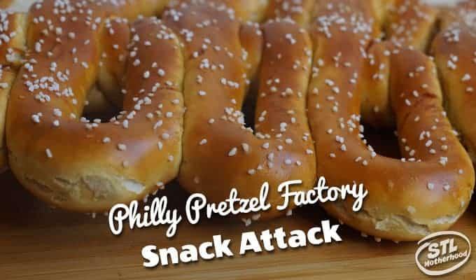 Snack Attack: Philly Pretzel Factory