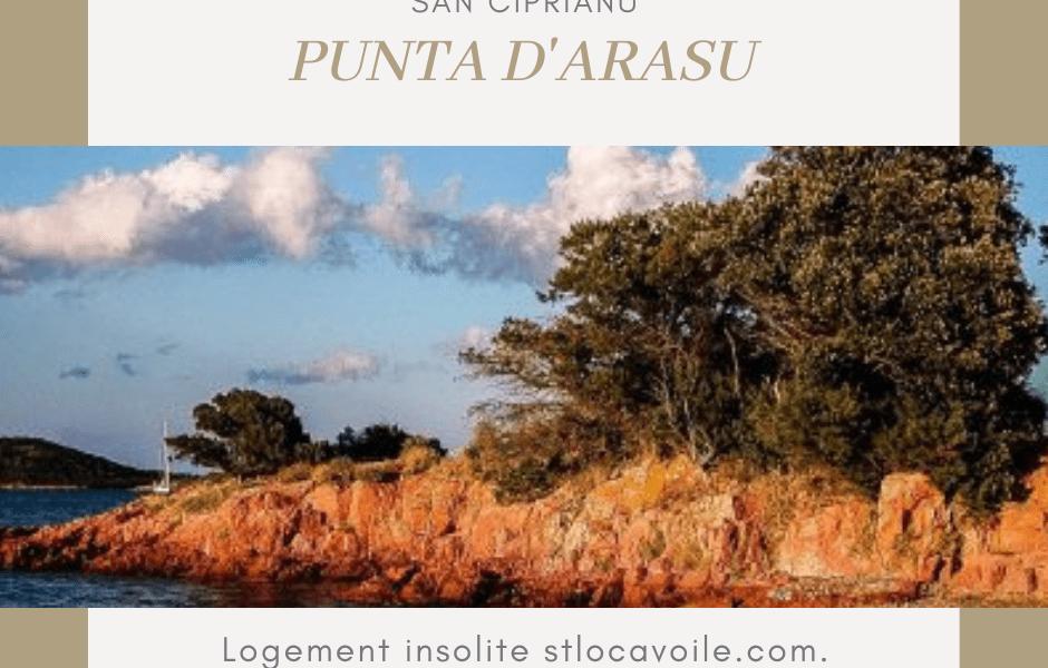 Punta d'Arasu