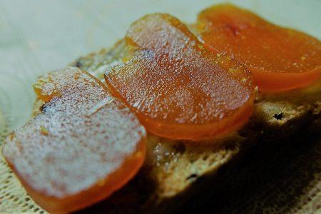 boutargue, le caviar Corse