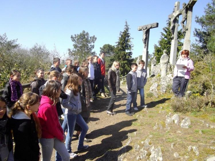 1a.callac chemin de croix