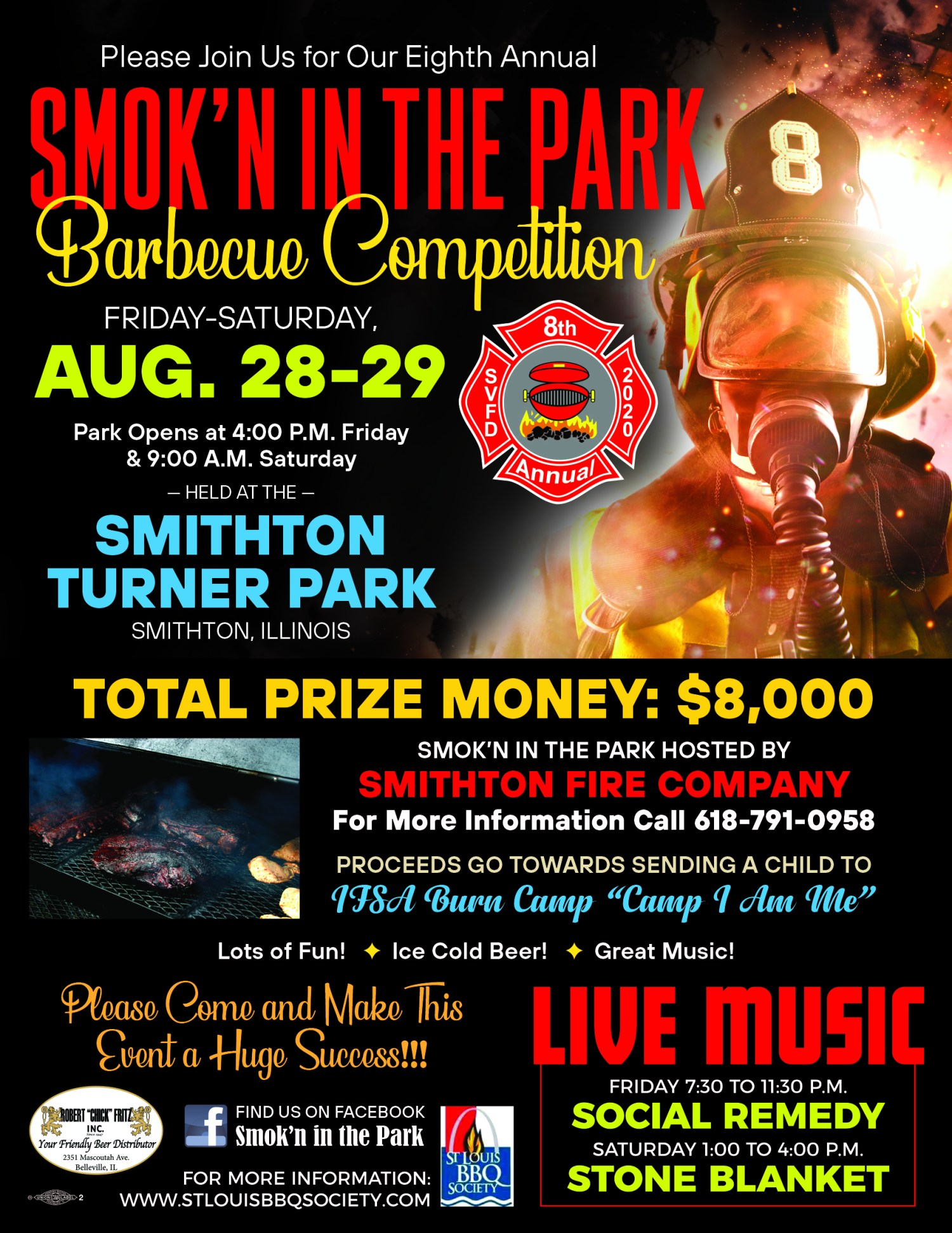 Smokin in the Park Flyer 7-2020 w