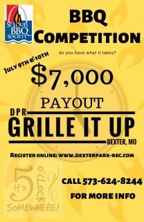 Grille It Up - Dexter