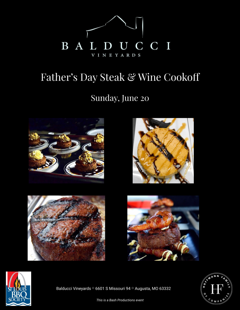 Balducci Fathers Day Contest Flyer