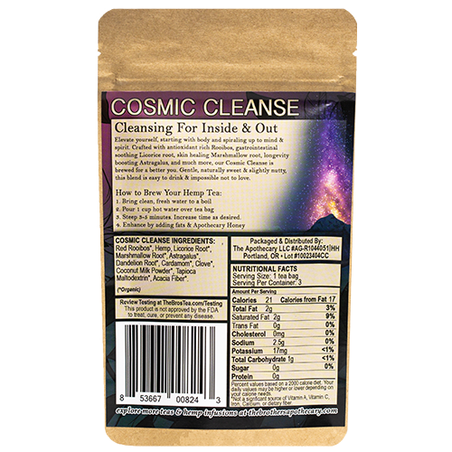 Cosmic Cleanse