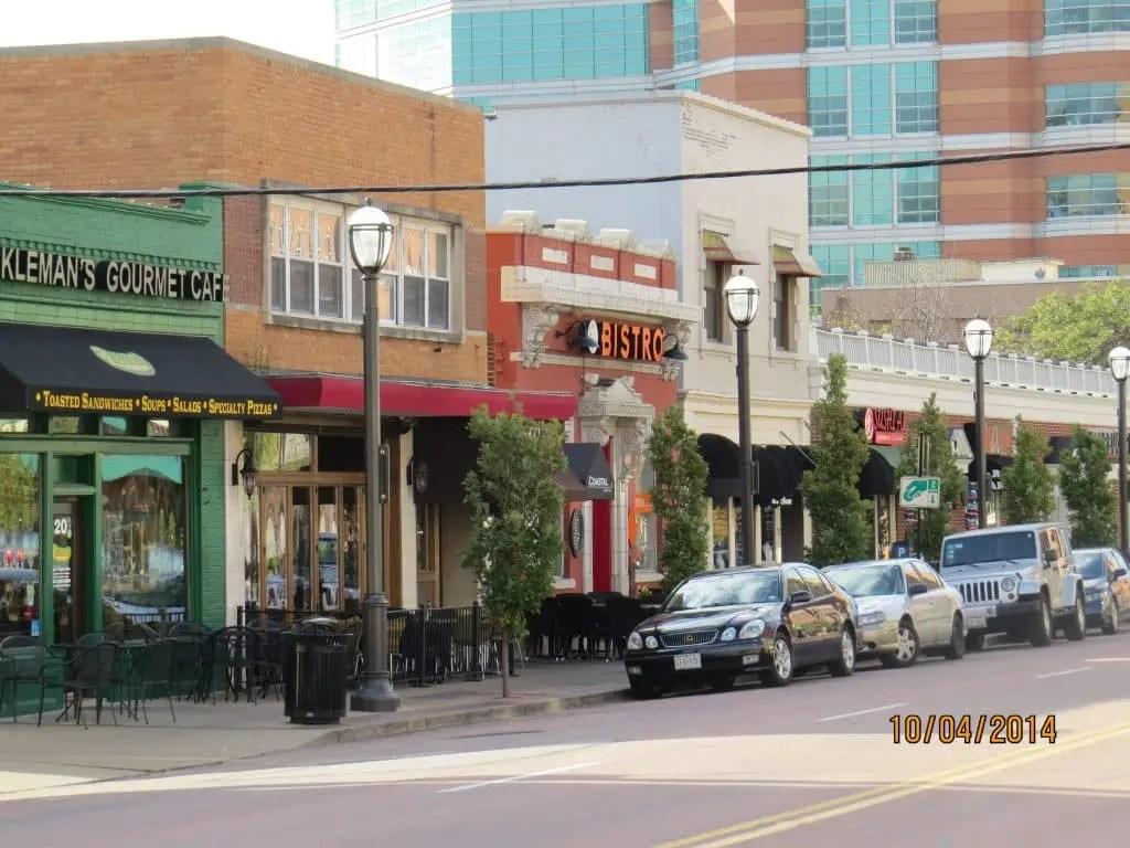 Gallery Restaurant Carondelet Street