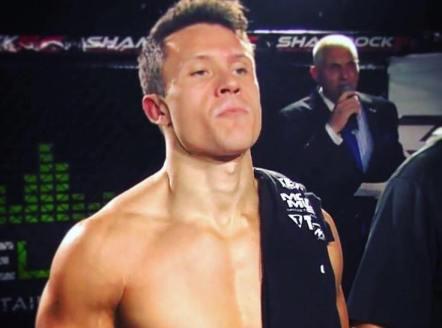Derrick Scott MMA