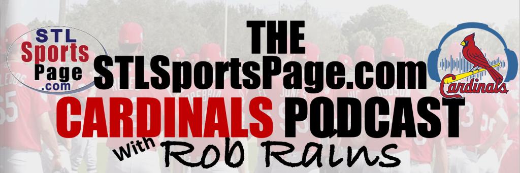STLSportsPage.com Cardinals Podcast Rob Rains