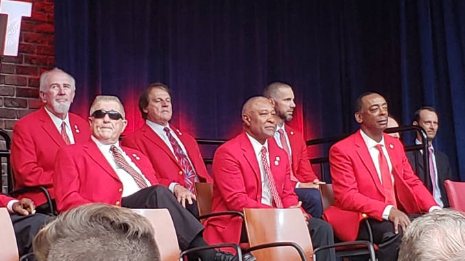 Details on Cardinals Hall of Fame Weekend and Players