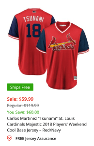 Tsunami Players Weekend