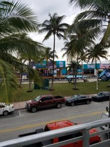 View from Wet Willies