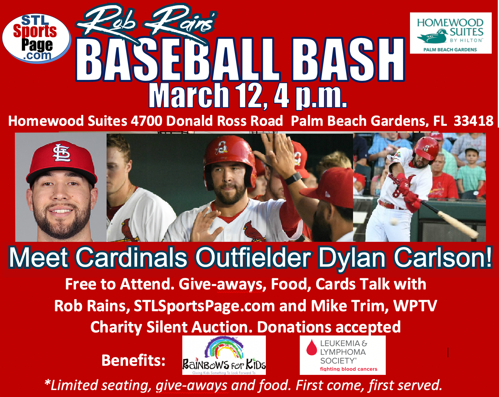 Baseball Bash 2020 with Dylan Carlsonicon