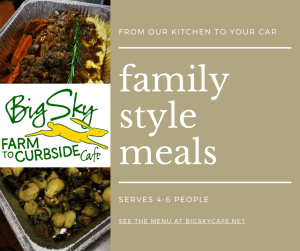 from our kitchen to your car