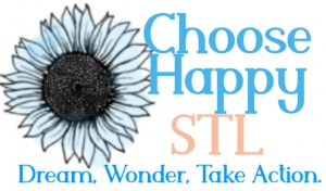 Choose Happy STL COLOR logo