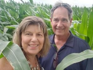Rob, Sally, corn1