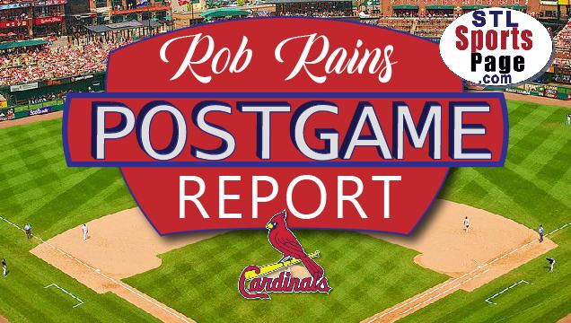 St. Louis Cardinals - Rob Rains