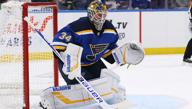 Blues Trade Jake Allen To Montreal To Begin Saving Money They Will Need To Re Sign Alex Pietrangelo Stlsportspage