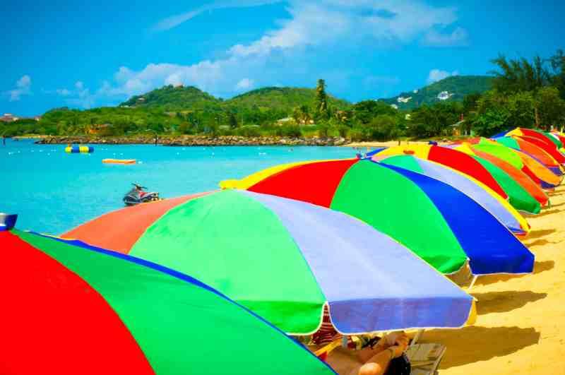 Sugar Beach Photos St Lucia