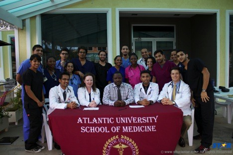 Image result for Atlantic University School of medicine