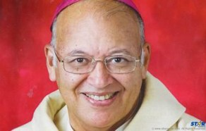 Archbishop Robert Rivas: He has raised more questions with his recent statement about the behaviour of a local priest.