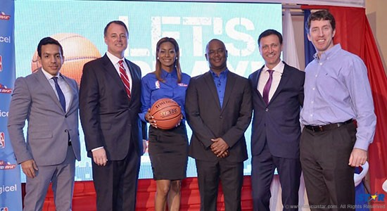 DIGICEL Seals NBA Deal.