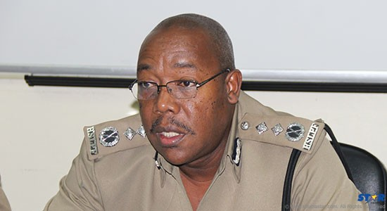 Errol Alexander is the acting top cop while Police Commissioner Vernon Francois continues his mandatory extended leave.