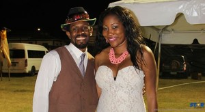 The Mcees at Soufriere Jazz.