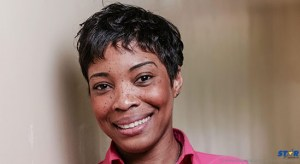 LIME Marketing & Communications Executive Sharlene Jn Baptiste.