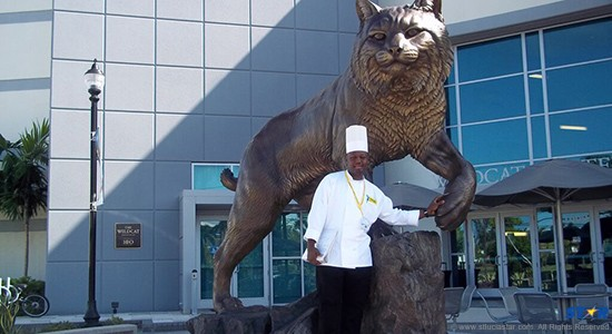 Coconut Bay's Pastry Chef Ronald Estaphane returns from US internship.