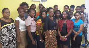 The aspiring Saint Lucian designers set to participate in the second annual Courts Fashionista competition.