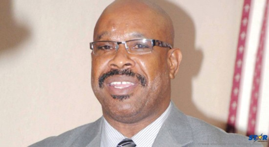 Castries Central MP Richard Frederick.
