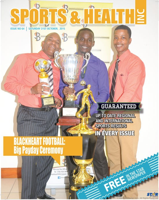 Sports & Health Magazine Issue 64 - 31st October, 2015