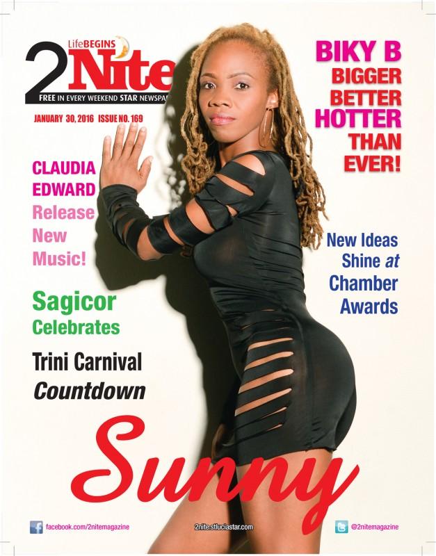 2Nite Magazine Saturday January 30th, 2016 - Issue no. 169