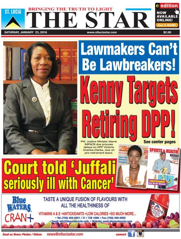 The STAR Newspaper Saturday January 23rd, 2016