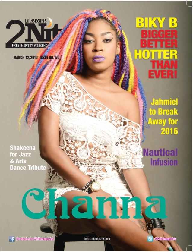 2Nite Magazine Saturday March 12th, 2016 ~ Issue no. 175